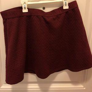 Red Skirt!